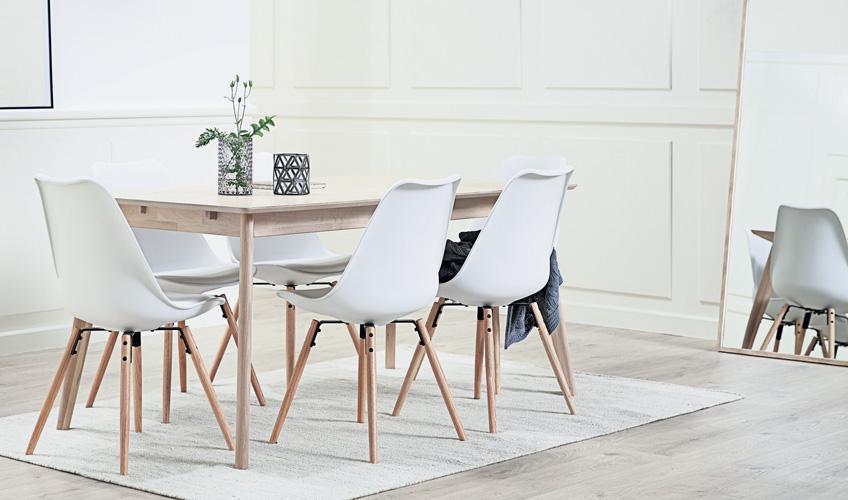 Jakie Krzeslo Wybrac Do Stylowej Jadalni Jysk