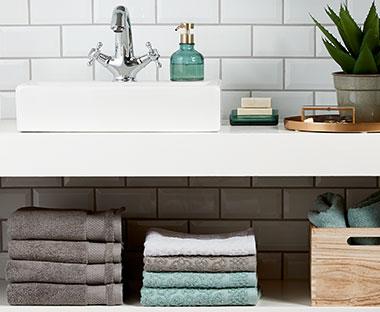 Poważnie Łazienka – Znajdź ręczniki i wszystko do łazienki w JYSK VW19