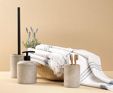 Niesamowite Łazienka – Znajdź ręczniki i wszystko do łazienki w JYSK VR92