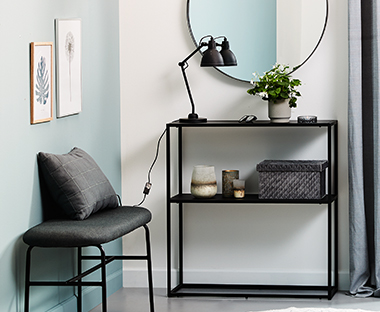VIRUM console table