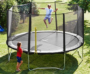 Nietypowy Okaz Trampoliny - Szeroki wybór tanich trampolin - Kupuj na JYSK.pl OQ67
