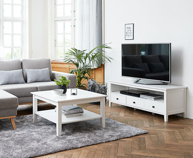 NORDBY TV table