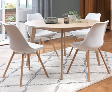 KASTRUP dining set