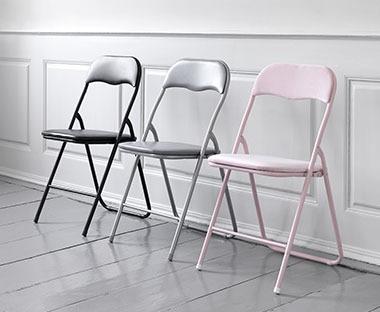 Praktyczne Krzesła Składane łatwe W Przechowywaniu Jyskpl